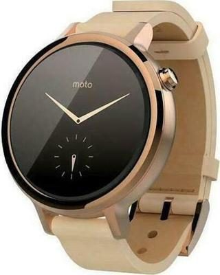Motorola 360 2nd Gen Womens 42mm Leather Smartwatch
