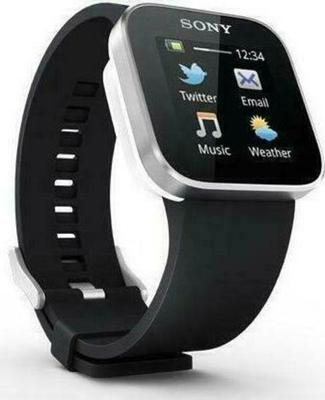 Sony SmartWatch MN2 Rubber Smartwatch