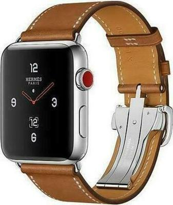 Apple Watch Series 3 4G Hermès 42mm Stainless Steel with Deployment Buckle