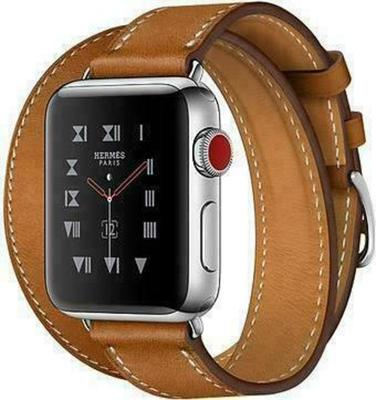 Apple Watch Series 3 4G Hermès 38mm Stainless Steel with Double Tour