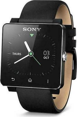 Sony SmartWatch SW2 Leather Smartwatch