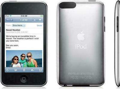 Apple iPod Touch (3rd Generation) MP3-Player