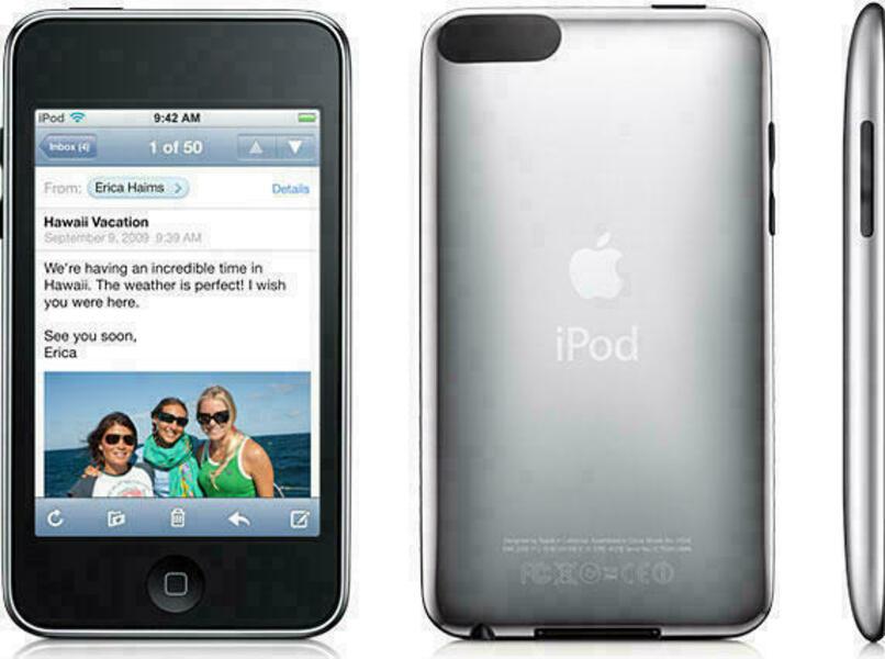 Apple iPod Touch (3rd Generation) Odtwarzacz MP3