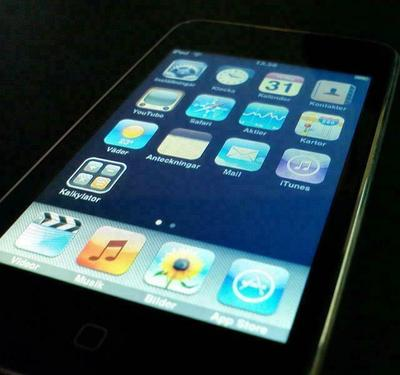 Apple iPod Touch (2nd Generation)