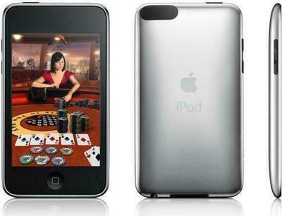 Apple iPod Touch (2nd Generation) Odtwarzacz MP3