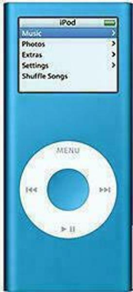 Apple iPod Mini (2nd Generation) Odtwarzacz MP3