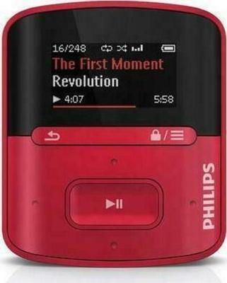 Philips GoGear RaGa MP3-Player