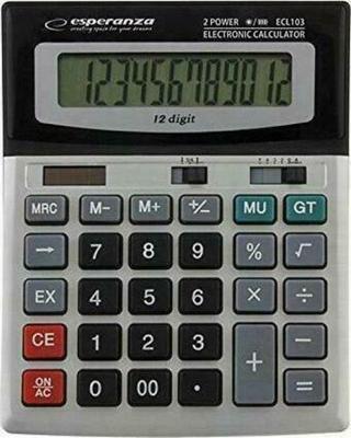 Esperanza ECL103 Calculator