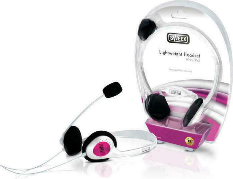 Sweex HM405/406/407/408 Lightweight Headset headphones