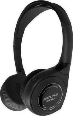 Alpine SHS-D400 Headphones