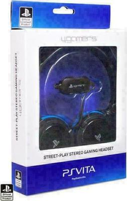 4Gamers Street-Play Headphones
