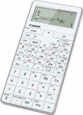 Canon X Mark I Pro Calculator