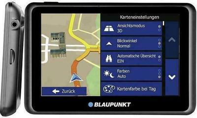 Blaupunkt TravelPilot 65 Active GPS Navigation