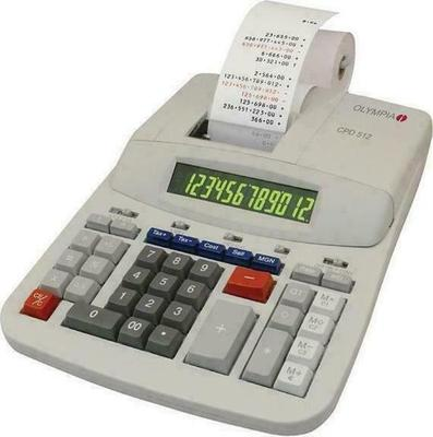 Olympia CPD-512 Calculator