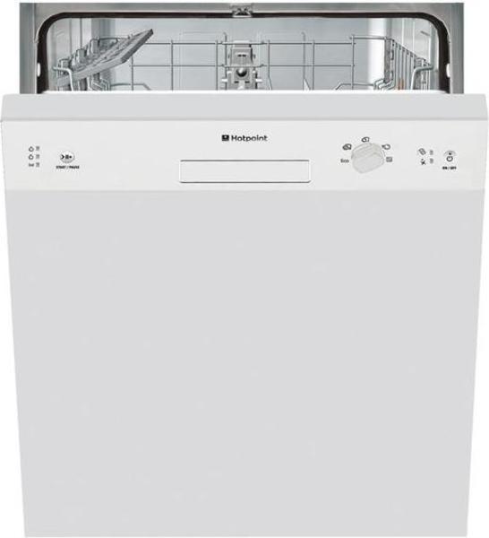Hotpoint LSB 5B019W dishwasher
