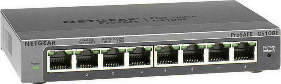 Netgear GS108E v3