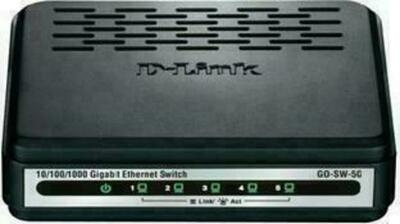 D-Link GO-SW-5G Switch