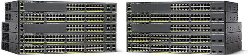 Cisco Catalyst 2960XR-24PS-I switch