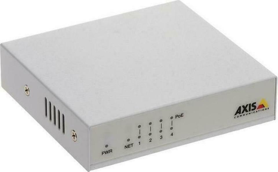 Axis Communications Companion Switch 4Ch