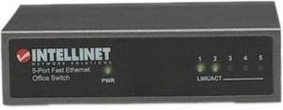 Intellinet 5-Port Fast Ethernet Office Switch (523301) switch