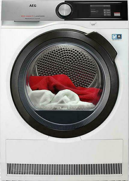 AEG T8DEA869C Tumble Dryer