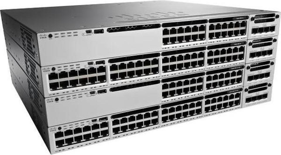 Cisco One Catalyst C1-WS3850-24U Switch