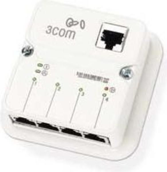 3Com IntelliJack Switch NJ205