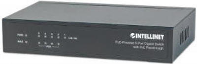 Intellinet PoE-Powered 5-Port Gigabit Switch with PoE Passthrough (561082)