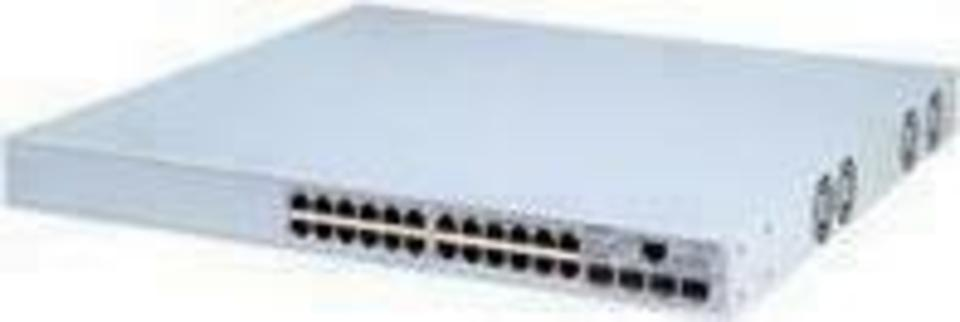 3Com Unified Gigabit Wired and Wireless PoE Switch 24-Port