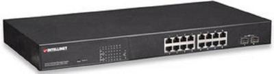 Intellinet 16-Port Gigabit Ethernet PoE+ Switch (560535) switch