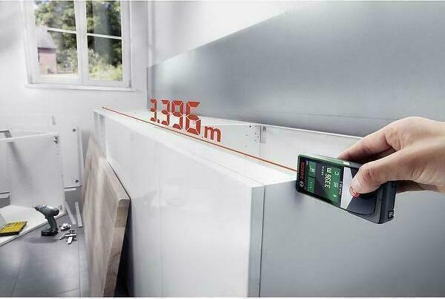 Bosch PLR 50 C laser measuring tool