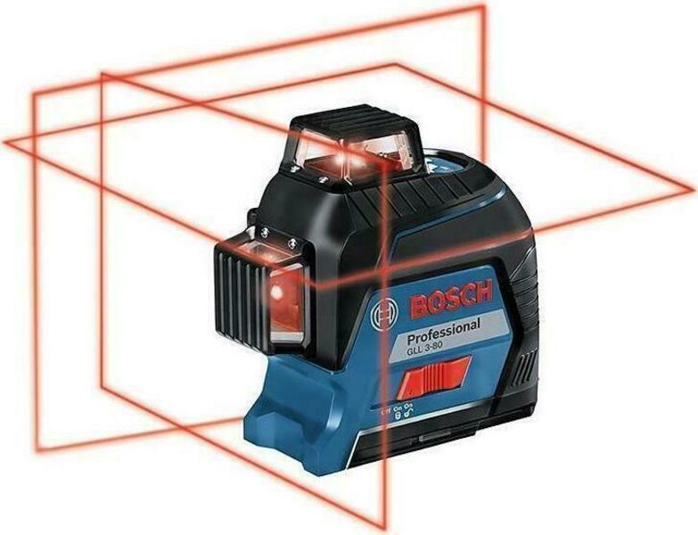 Bosch GLL 3-80 laser measuring tool