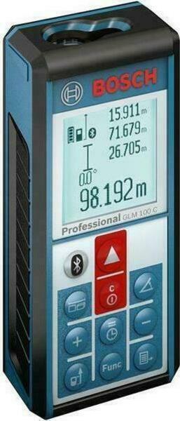 Bosch GLM 100 C laser measuring tool