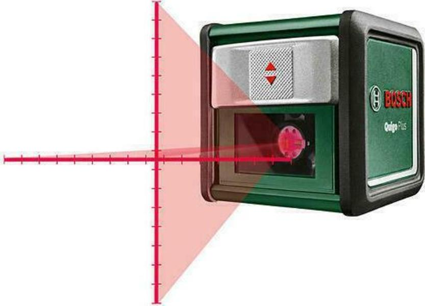 Bosch Quigo Plus with Stand Laser Measuring Tool