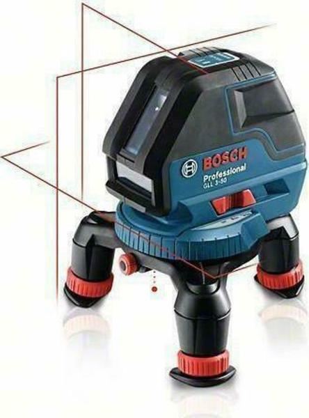 Bosch GLL 3-50 + BM1 LR2 Laser Measuring Tool