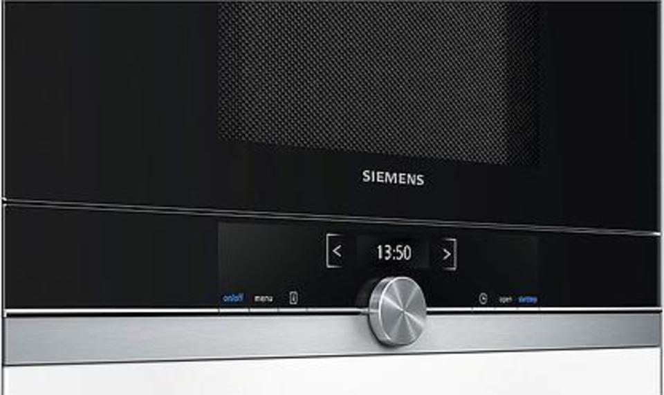 Siemens BF634RGS1 microwave