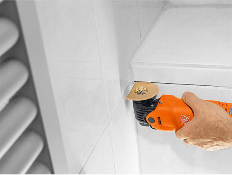 Fein MultiMaster FMM 350 QSL Top Extra power multi-tool