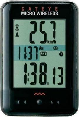Cateye Micro Wireless CC-MC200W Bicycle Computer