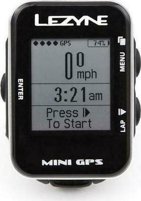 Lezyne Mini GPS Bicycle Computer