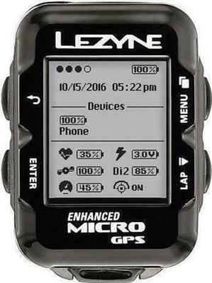 Lezyne Micro GPS Bicycle Computer
