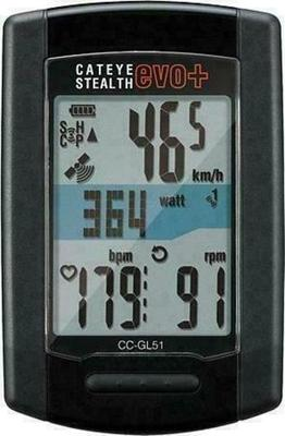 Cateye Stealth Evo Plus CC-GL51