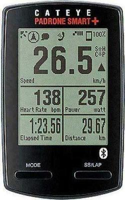 Cateye Padrone Smart+ CC-SC100B Bicycle Computer