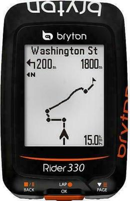 Bryton Rider 330 E