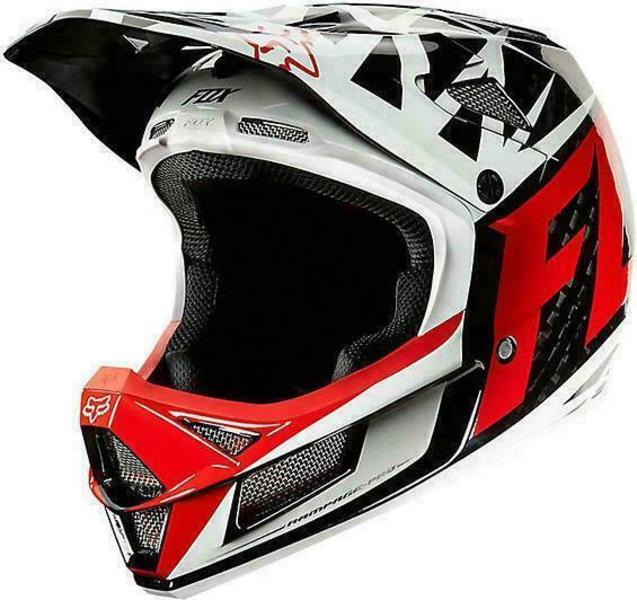 Fox Rampage Pro Carbon bicycle helmet