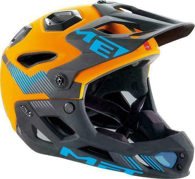 MET Parachute bicycle helmet