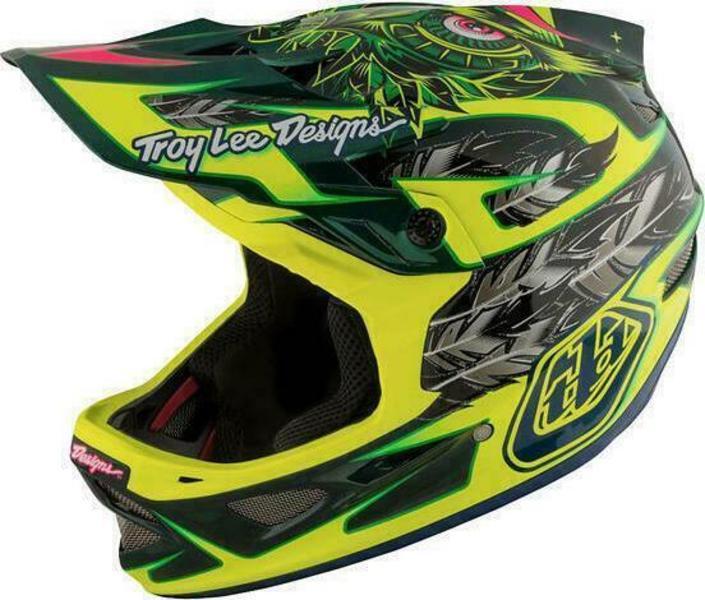 Troy Lee Designs D3 Carbon MIPS bicycle helmet