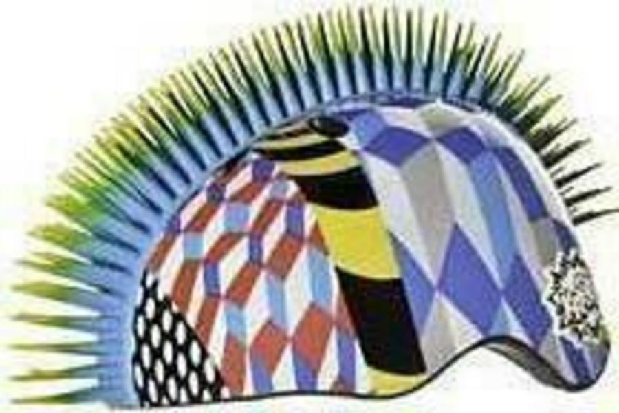 Krash Helmet bicycle helmet
