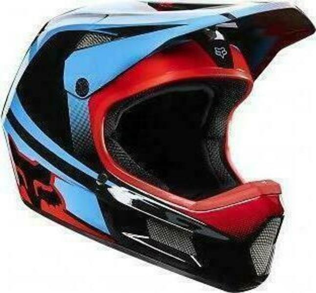 Fox Rampage Comp bicycle helmet