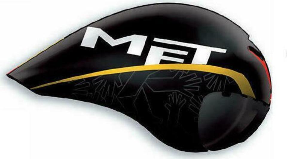 MET Drone bicycle helmet