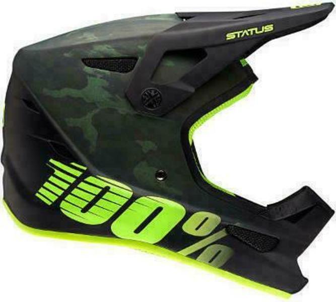 100% Status Youth Bicycle Helmet